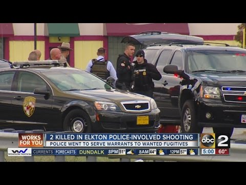 2 people killed in police-involved shooting at New Eastern Inn in Elkton