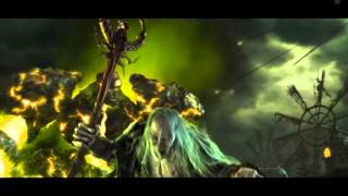 World of Warcraft Cinematic - Honours Project, Original Sound Design.
