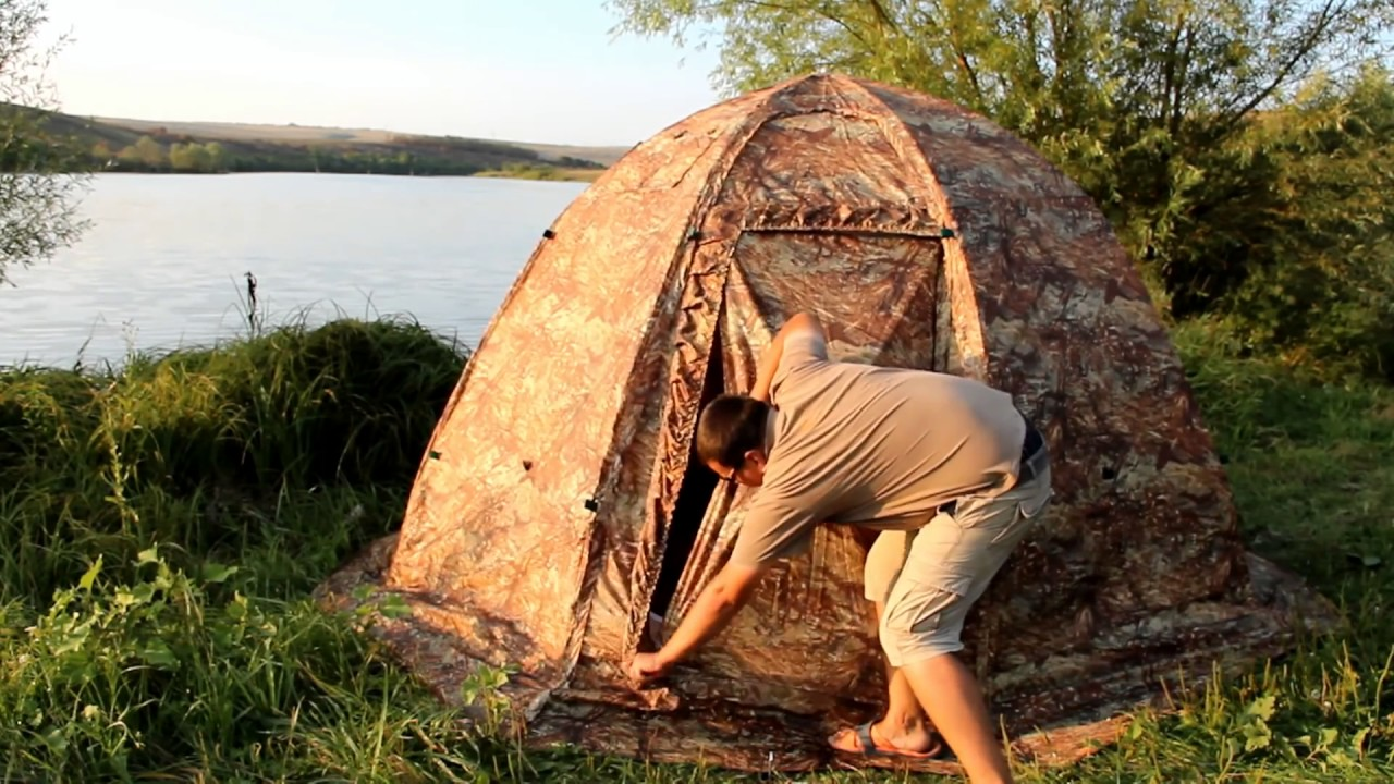4 Season Tent with Stove (UP2) & 4 Season Tent with Stove (UP2) - YouTube