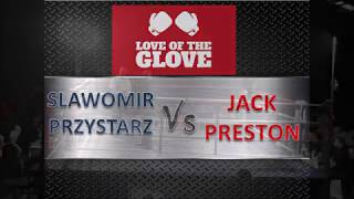 Love Of The Glove | Coventry 15th June | Fight 7 | White Collar Boxing