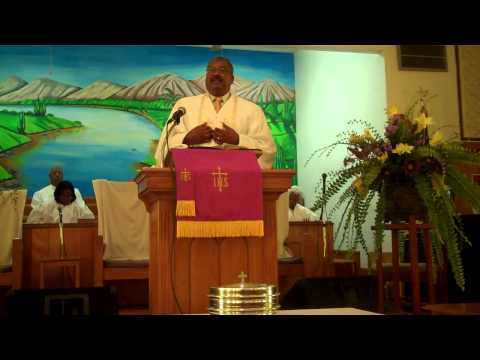 Pastor Charles Howard-CONDITION OF DISCIPLESHIP