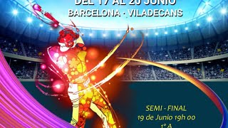 Cpto Esp Sub 18 Semi Final Montjuic