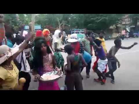 Mysore Adivasi Tribels KUNDE DANCE Video