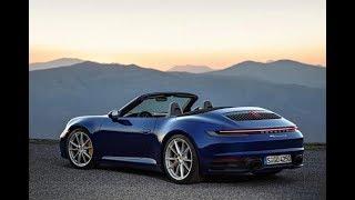 2020 Porsche 911 4S Cabriolet - New 992 Carrera l Exterior, interior