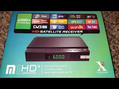 Free To Air Satellite Television | M1 HD+ U.S Edition