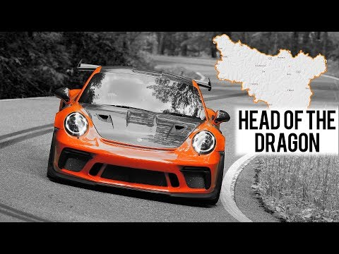 ROAD REVIEW: GT3RS Takes on HEAD of the DRAGON