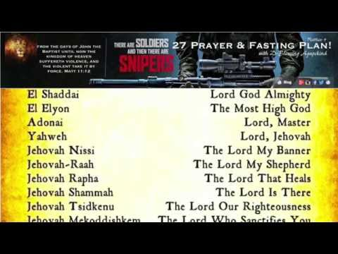 116+ Hebrew Names of God (Pls Turn Down Your Vol.)