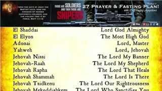 116+ Hebrew Names oḟ God (Pls Turn Down Your Vol.)