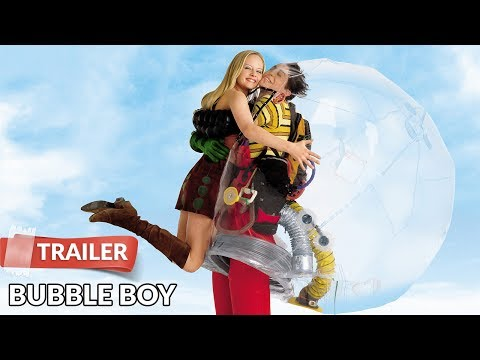 Bubble Boy 2001   Jake Gyllenhaal  Swoosie Kurtz