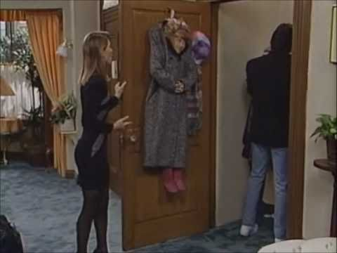 Full House - Stephanie Drives Joey's Car into the Kitchen