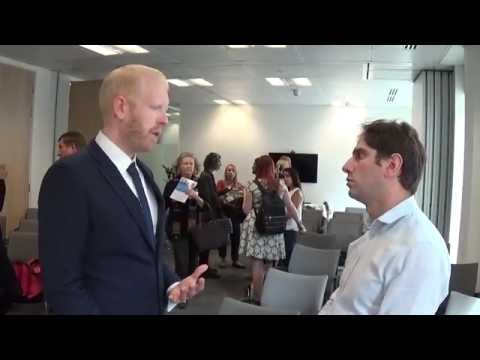 Adam Pickering, International Policy Manager at Charities Aid Foundation (CAF)