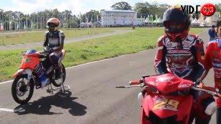 vuclip Bebek 110cc 4 langkah Tune up pemula A MP3 Kejurnas Sidrap Prix 2016