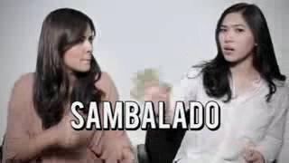 Duel tebak judul lagu RAISA vs ISYANA