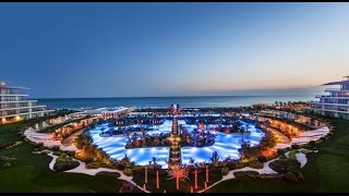 отель Maxx Royal Belek Golf Resort (Белек, Турция) , обзор Макс Роял Белек Голф Резорт(, 2016-11-08T11:05:38.000Z)