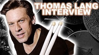 Thomas Lang - Interview