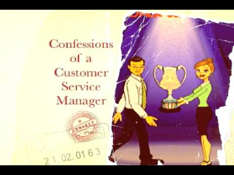Confessions Of A Customer Service Manager