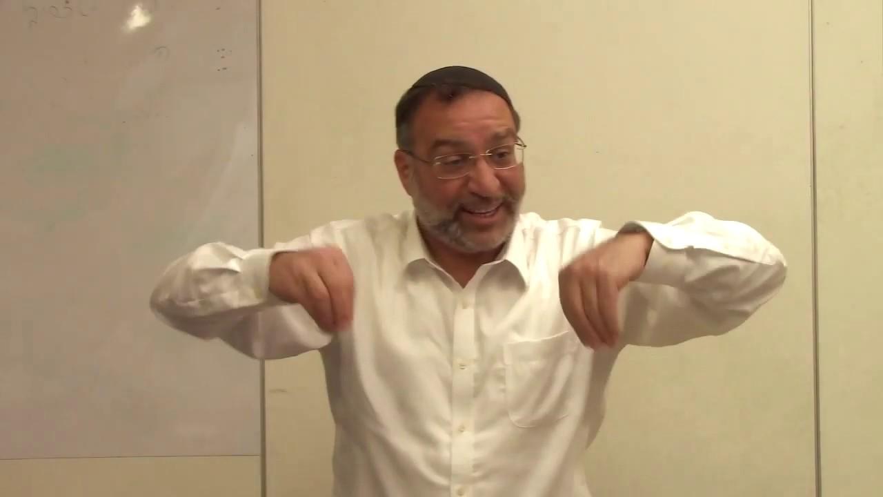 הלכות פריה ורביה ב' - צורבא מרבנן - הרב בן ציון אלגאזי