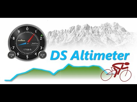 DS Altimeter for Android