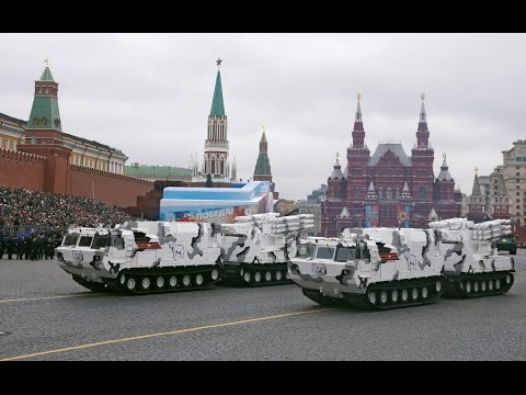 Victory Day Parade on Red Square 2017 (FULL VIDEO)