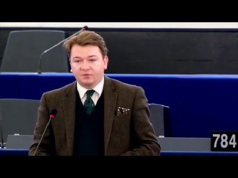 Posted Workers Directive a race to the bottom - Tim Aker MEP