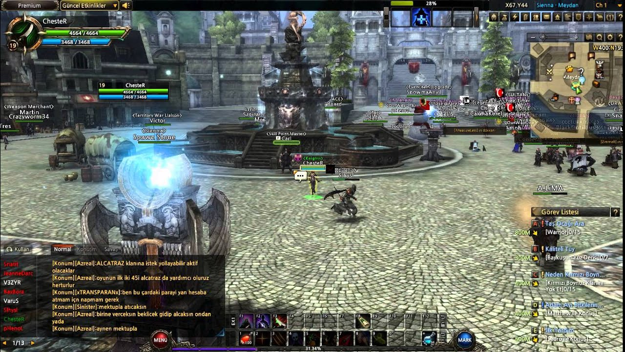 Kingdom Online