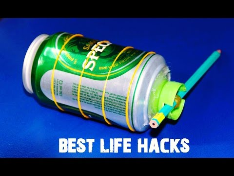 Useful Life Hacks - 4 Best Life Hacks With Aluminium