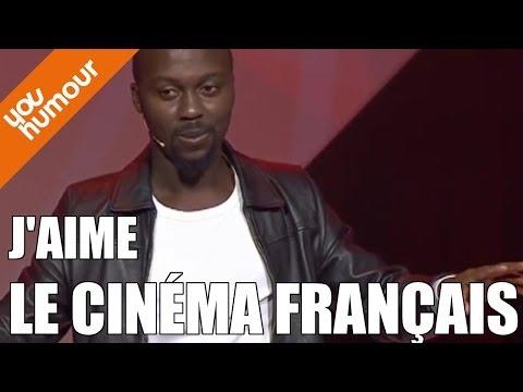 Valéry Ndongo : Y'a de l'action dans les films français...