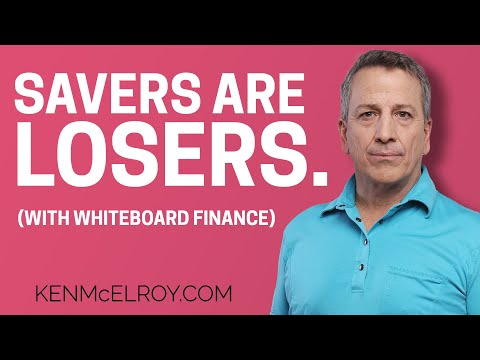DON'T Save Your Money. (with Marko of Whiteboard Finance)