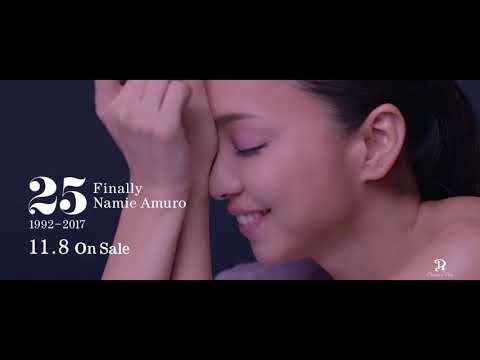 安室奈美恵/Namie AmuroBEST ALBUM「Finally」-TEASER SPOT- (with original vocals)