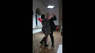 Мой танец с мамой