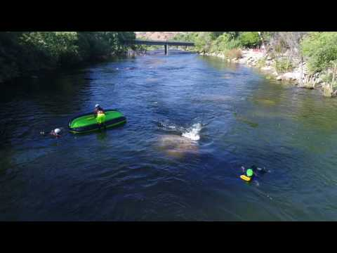 Floating the Kern River with SoCal Guides!