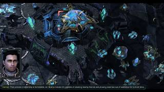 StarCraft II: Wings of Liberty Campaign Mission 23 - Maw of the Void
