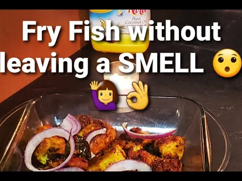 Useful Tips To Fry Fish Without Smelling Up The House |Cooking Tips|Get Rid Of Fishy Smell|Fish Fry