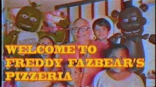 - Добро пожаловать в Фредди Фазбер Пицца