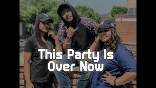 This party is over now Yo Yo Honey Singh | Jackky Bhagnani | Dance Choreography