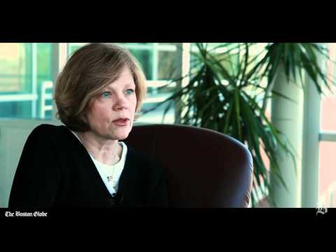 The Boston Globe Journalist Series:  Janet Walsh Mp3