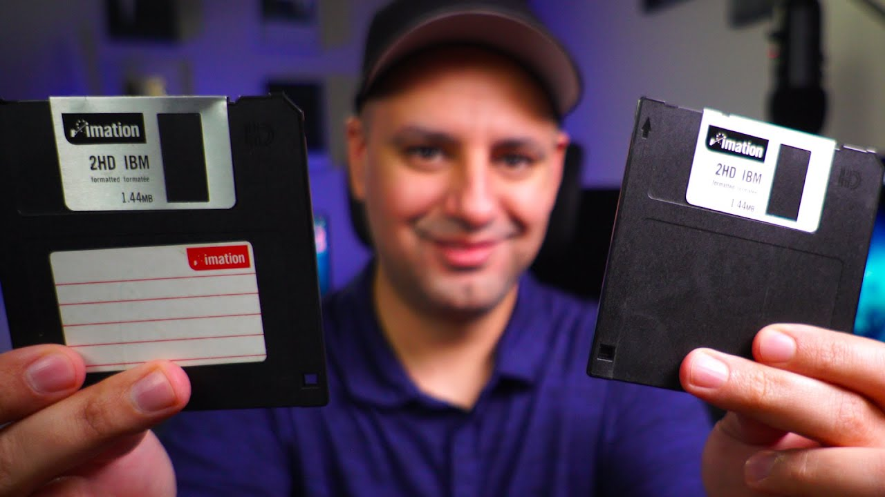 How To Read Floppy Disk With Vista