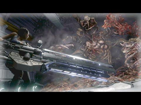 Resident Evil 3 Remake - All Bosses Speedrun (Inferno Difficulty) 4K 60FPS HDR