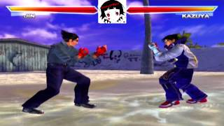 Tekken 4 OST - Kitsch Beach Theme Extended In-Game Version