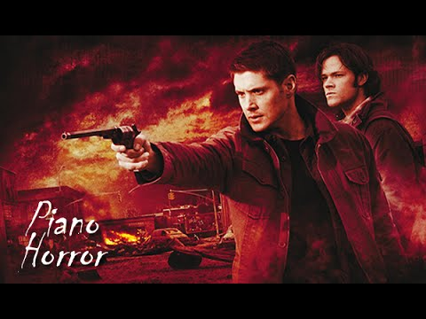 """Dean's Family Dedication Theme"" - Supernatural (Piano)"