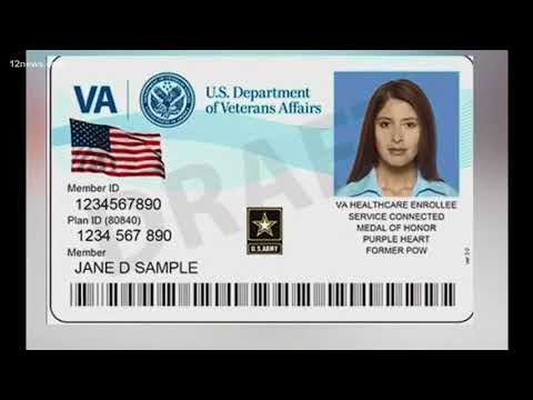 New Military ID For Veterans To Prove Service