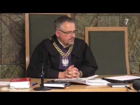 Proces Józefa Wieczorka o ujawnienie zapisu rozprawy Adama Słomki