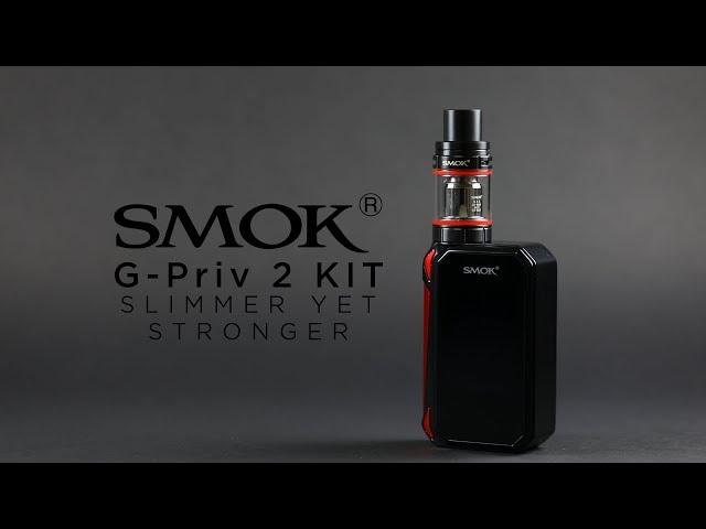 SMOK Tech G-Priv 2 Kit Unboxing! - KMG Distribution