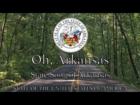 USA State Song: Arkansas - 'Oh, Arkansas'