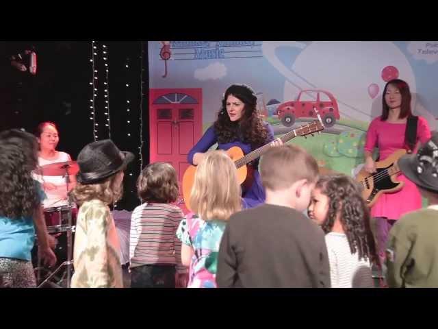 Monkey Monkey Music Live Show (Featuring Meredith LeVande, Yuka Tadano, and Maiko Uchida)