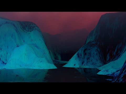 Cinema 4D Tutorial - How To Make A Surreal Sci-fi Landscape With Octane Texture