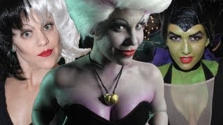Ladies of Rap: Disney Villains (ft. Lainey Lipson & Danielle Soibelman)