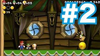【マリオ#2】ええか?こしやま、マリオで一番大事なのはチームワークや! thumbnail