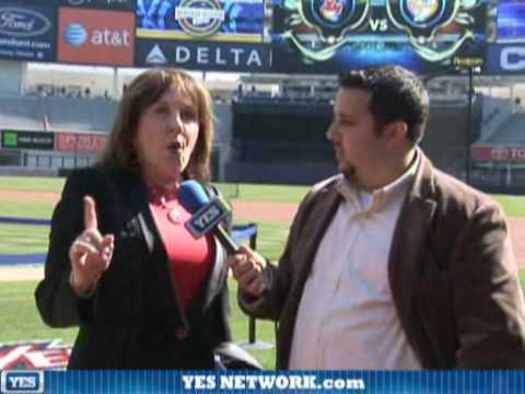 Suzyn Waldman loves the new Stadium