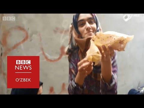 Бутун бир оила бомба остида қолган - ким айбдор? - BBC Uzbek